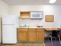 WoodSpring Suites Asheville Extended