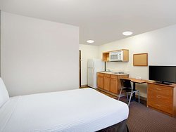 WoodSpring Suites Asheville Extended Stay Hotel One Bed Studio  x