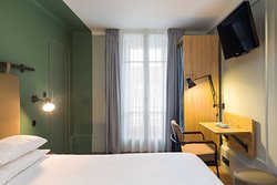 Hotel Silky by HappyCulture Chambre