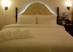 Deluxe Room at Hotel Luna Vigan