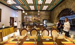 Comedor Restaurant at Hotel Luna Vigan