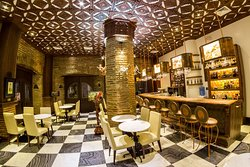 Chula Saloon Bar at Hotel Luna Vigan