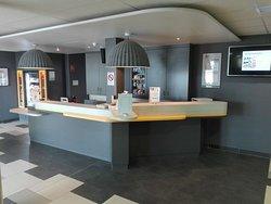 Première Classe Thionville Lobby vie