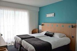 Hotel Kyriad LS chambre avec double n  et triple n     CBO D Copie