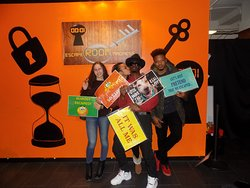 #escaperoommadness #hadablast #almostescaped