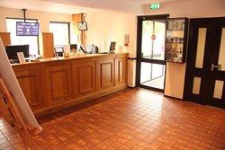 Hotel Reception Lobby
