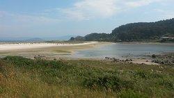 Islas Cíes. Pontevedra.