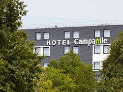 Campanile Mérignac Façade hôtel