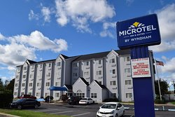 Welcome to the Microtel Inn & Suites by Wyndham Rock HillCharlotte Area