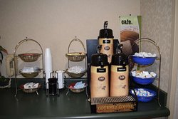 Lobby Area Coffee Bar