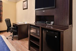 King Standard Room Amenities