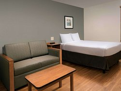WoodSpring Suites Odessa Extended Stay Hotel Final Deluxe Studio x