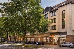 Exterior view TOP acora Hotel Bochum