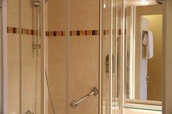 Bathroom TOP Hotel Amberger Wuerzbu