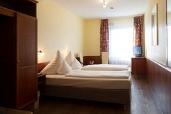 Hypoallergenic double TOP Hotel Amberger Wuerzburg