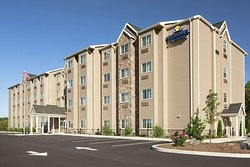 Welcome To The Microtel Inn and Suites by Wyndham Wilkes Barre