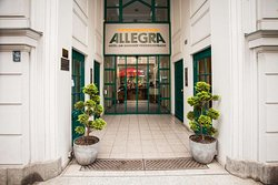 Exterior View TOP VCH Hotel Allegra