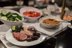 Breakfast buffet_TOP VCH Hotel Alleg