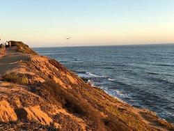 Sunset cliffs