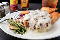 Chicken Fried Stead - You don't need a knife!!