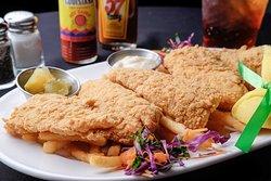 Van Buren Fried Catfish