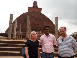 Anuradapura archilogical site. Travel with nethulankatours.