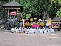 Goa Lawah/Bat Cave Temple-AMAZIING!