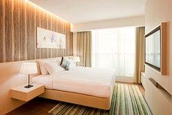 Oasia Suites KL - 1-Bedroom Premier Suite (Bedroom)