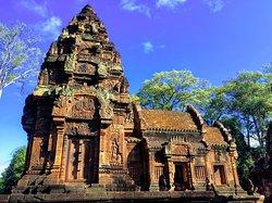 معبد بانتا سري