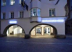Swarovski Kristallwelten Store Innsbruck