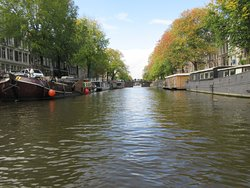 Typical canal view