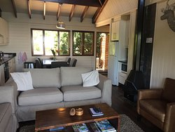 New couches for Phezulu lodge