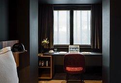 Chambre Supérieure avec bureau