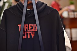 Tired City Hang Bong - Tired City Limited Hoodie