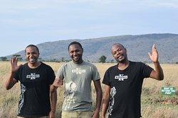The Kananga Team
