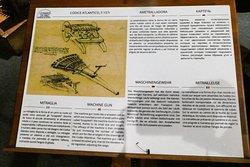 info om maskingevær