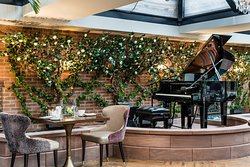 Palm Court Restaurant Chester