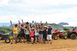 Our ATV Tour at Vista Los Sueños Adventure Park!