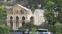 Church of the Agony and Garden of Gethsemane - Jerusalem