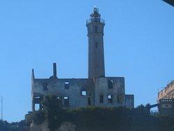 Alcatraz Island Lighthouse