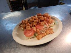 Fried Shrimp PoBoy