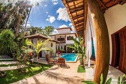 Cottage Bahia Bungalow & Suites