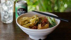 Chicken Ramen Soup