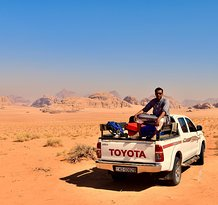 Wadi Rum the Second Time - Tour