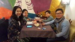 Guests from Vietnam / Гостьи из Вьетнама