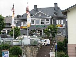Naast het hotel de Willinger brouwerij voor gasten Best Westernhotel gratis te bezoeken met in hotel verkrijgbare willingercarte,