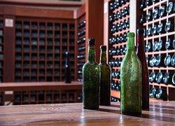 Charles Deering Estate Prohibition Era Cellar
