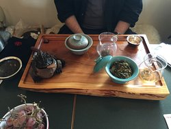 Pu Erh Tea Class