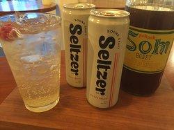 Interesting drinks