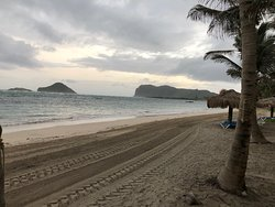 Paradise Beach Coconut Bay December 4, 2018 5:45pm AMAZING